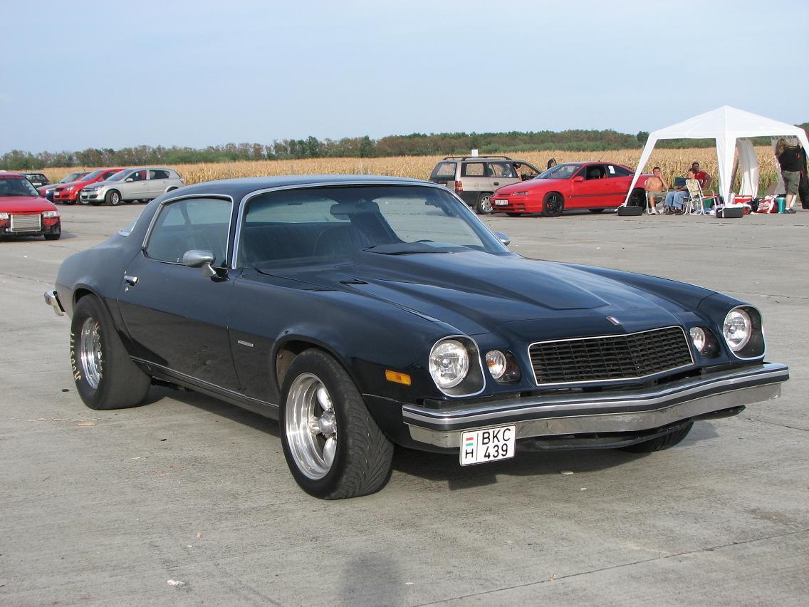 Chevy camaro 1975