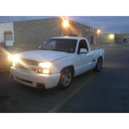 2005  Chevrolet CK1500 Truck SS Reg Cab picture, mods, upgrades
