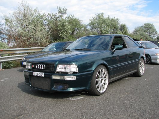 1992  Audi S2 AMP picture, mods, upgrades