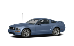 2005 Ford Mustang GT MagnaCharger
