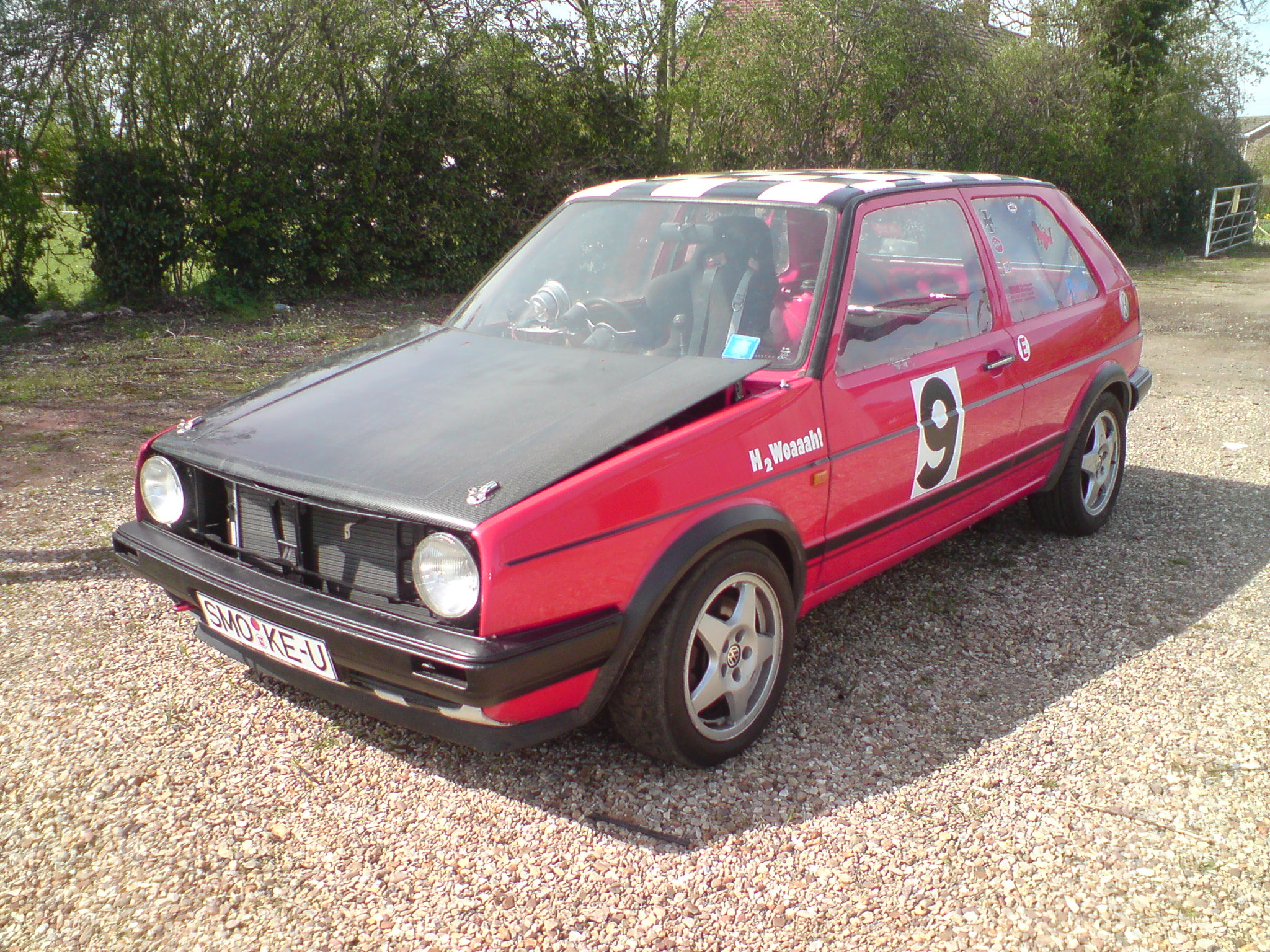 1989  Volkswagen Golf  picture, mods, upgrades