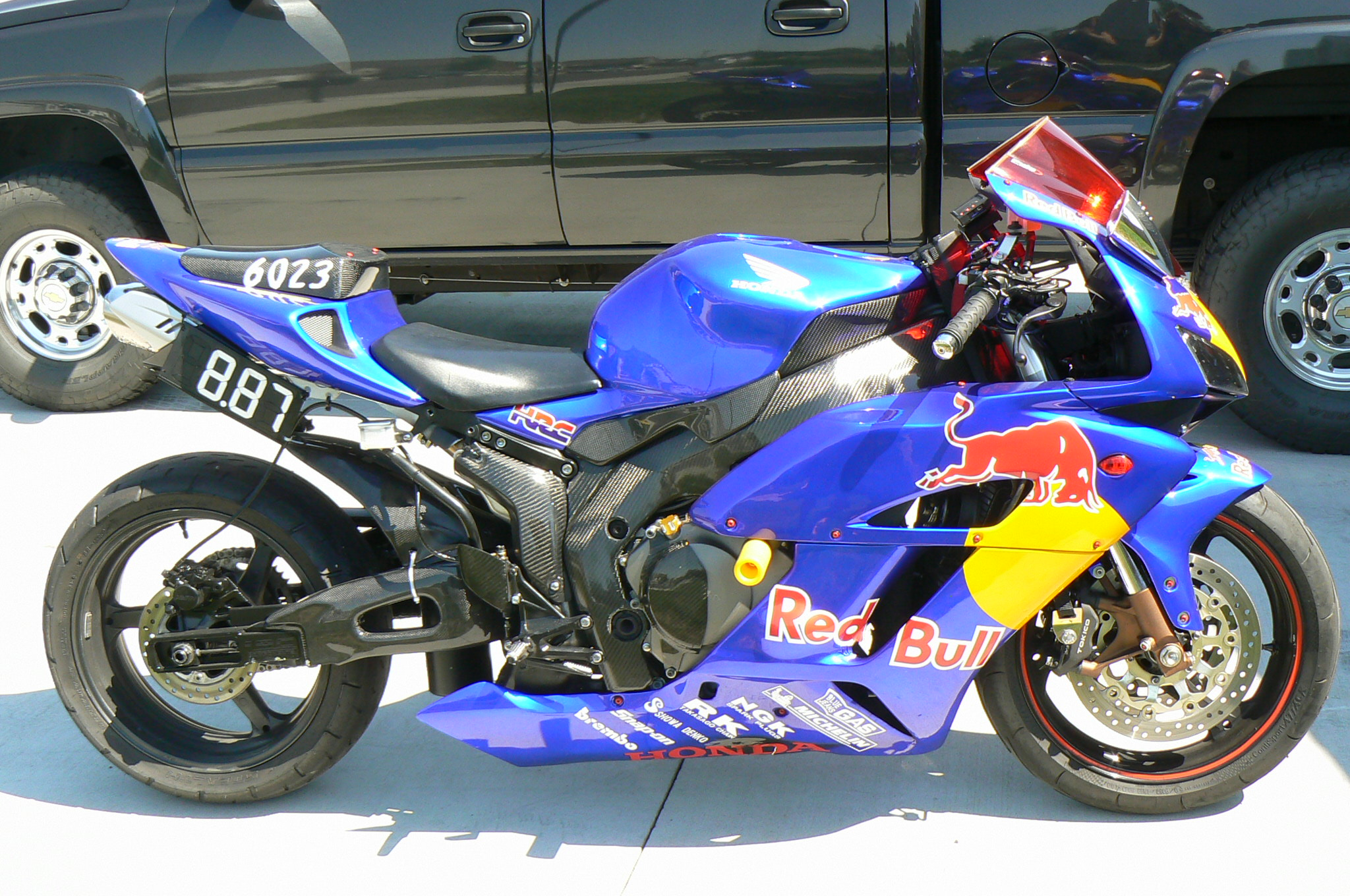 2005  Honda CBR 1000rr picture, mods, upgrades