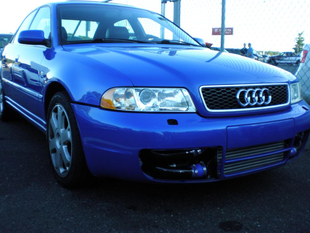 2001 Audi S4 Ssp Tuned 1 4 Mile Drag Racing Timeslip Specs