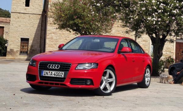 Audi A4 2009 Wallpaper. 2009 Audi A4 3.2 Quattro