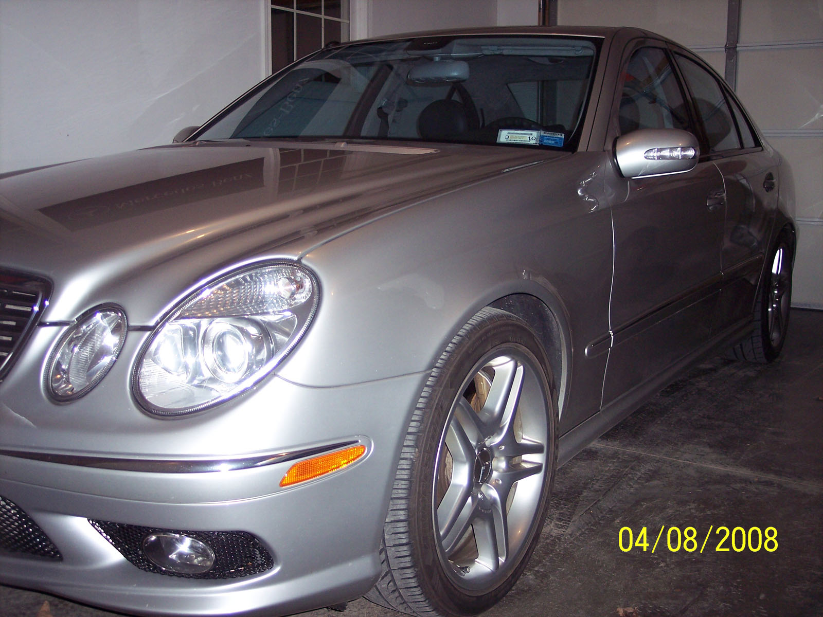 2003  Mercedes-Benz E55 AMG LET STAGE 1 picture, mods, upgrades