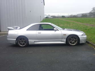 1995  Nissan Skyline gts-t picture, mods, upgrades