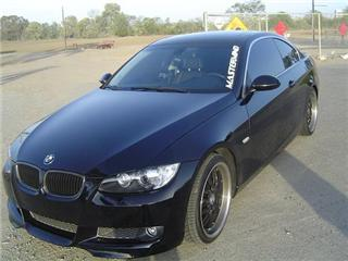 2008  BMW 335i Coupe picture, mods, upgrades
