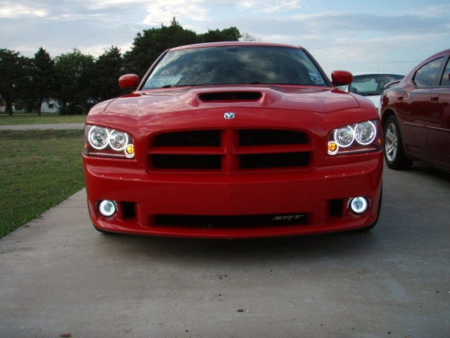 2007  Dodge Charger SRT8 picture, mods, upgrades