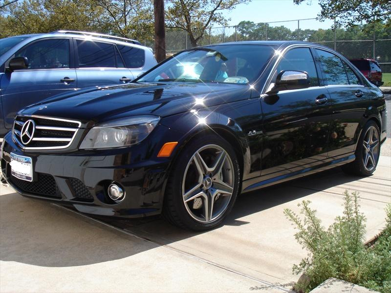 2008  Mercedes-Benz C63 AMG  picture, mods, upgrades