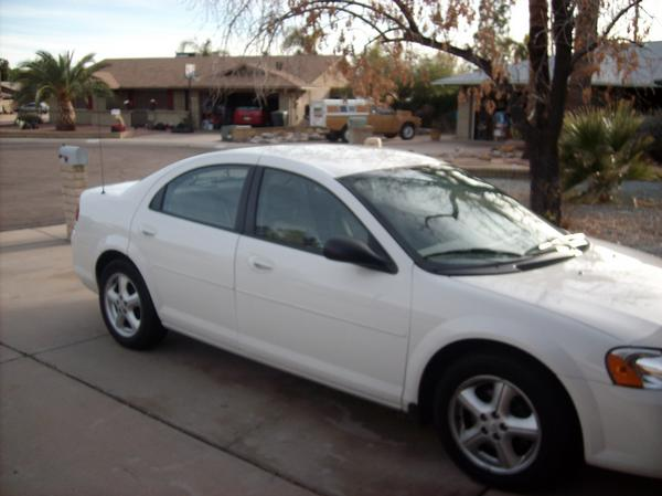 You can vote for this Dodge Stratus SXT to be the featured car of the month