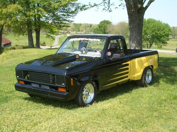 1984  Ford Ranger  picture, mods, upgrades