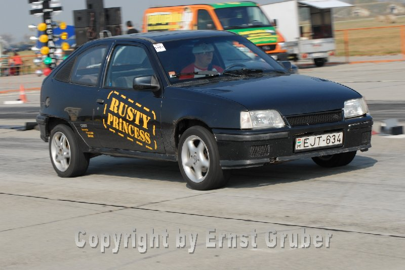 1989  Opel Kadett GSi picture, mods, upgrades