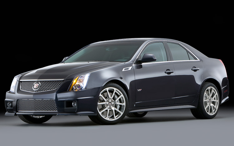 Cadillac CTS-V Car Wallpaper