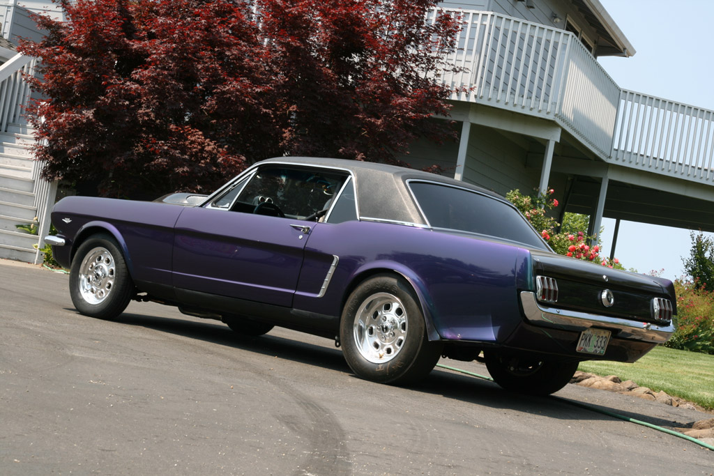 1965  Ford Mustang  picture, mods, upgrades