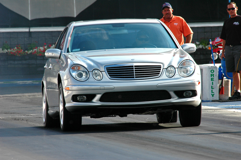 2003  Mercedes-Benz E55 AMG  picture, mods, upgrades