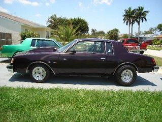 1981  Buick Regal  picture, mods, upgrades