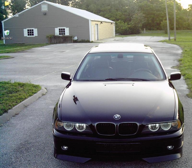 2001  BMW 540i  picture, mods, upgrades