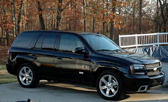 2007 Chevrolet TrailBlazer SS Magnacharger