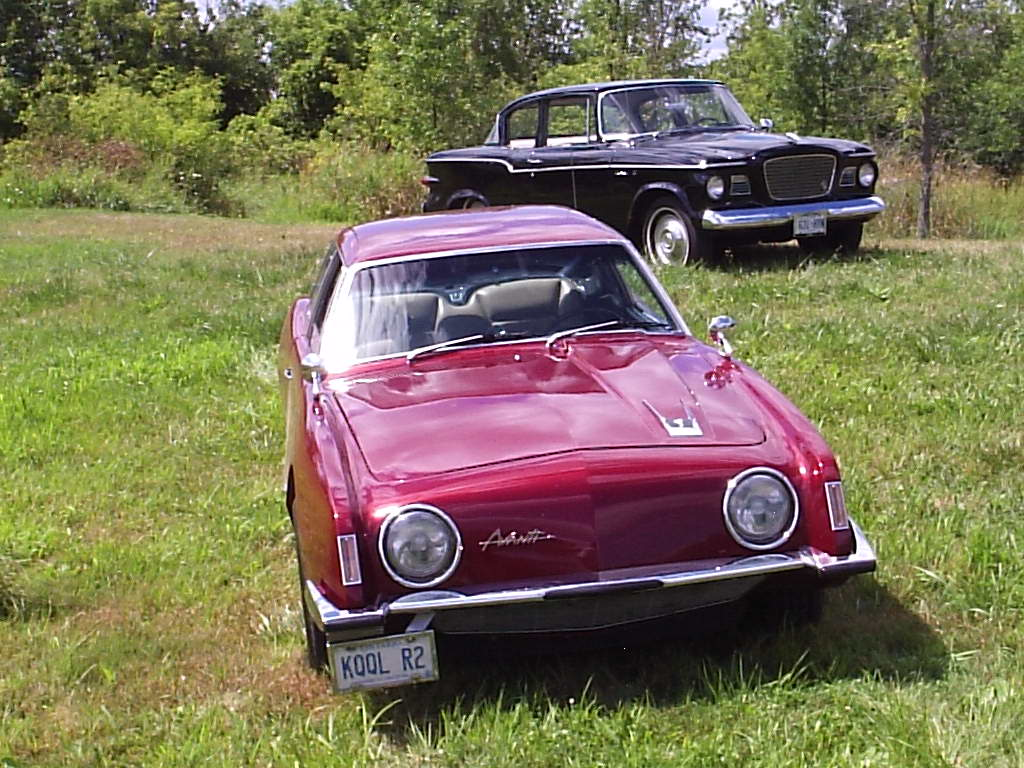 1963  Studebaker Avanti R2 picture, mods, upgrades