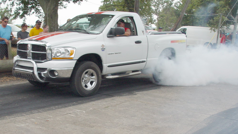 2006  Dodge Ram 1500 4x4 5.7 hemi picture, mods, upgrades