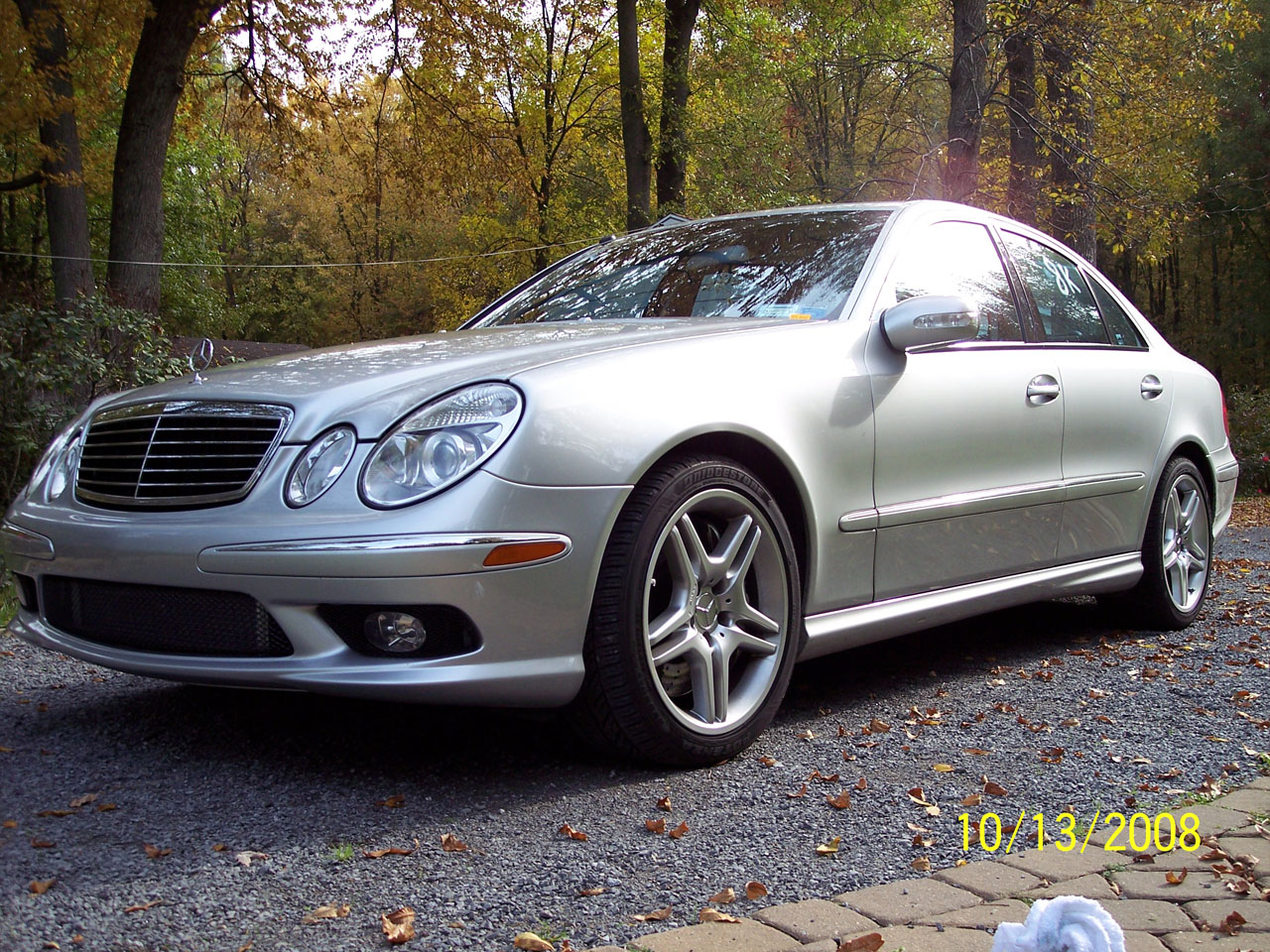 2003 Mercedes-Benz E55 AMG LET Stage 1