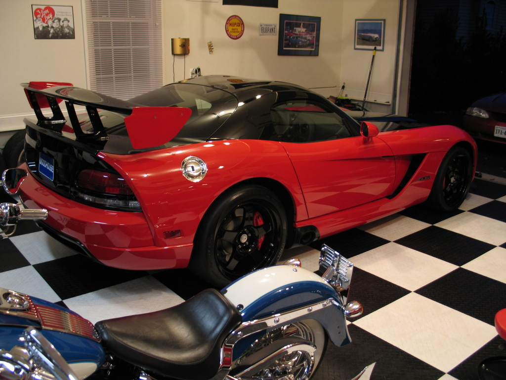 2009  Dodge Viper ACR picture, mods, upgrades