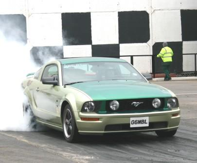 2005 Ford Mustang GT ZEX Nitrous