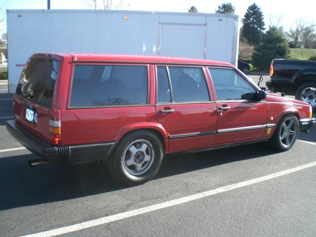 1988  Volvo 740  picture, mods, upgrades