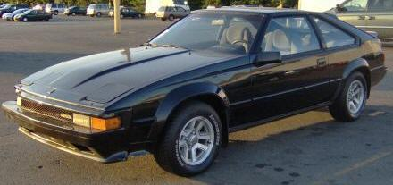 1985  Toyota Supra P-Type picture, mods, upgrades
