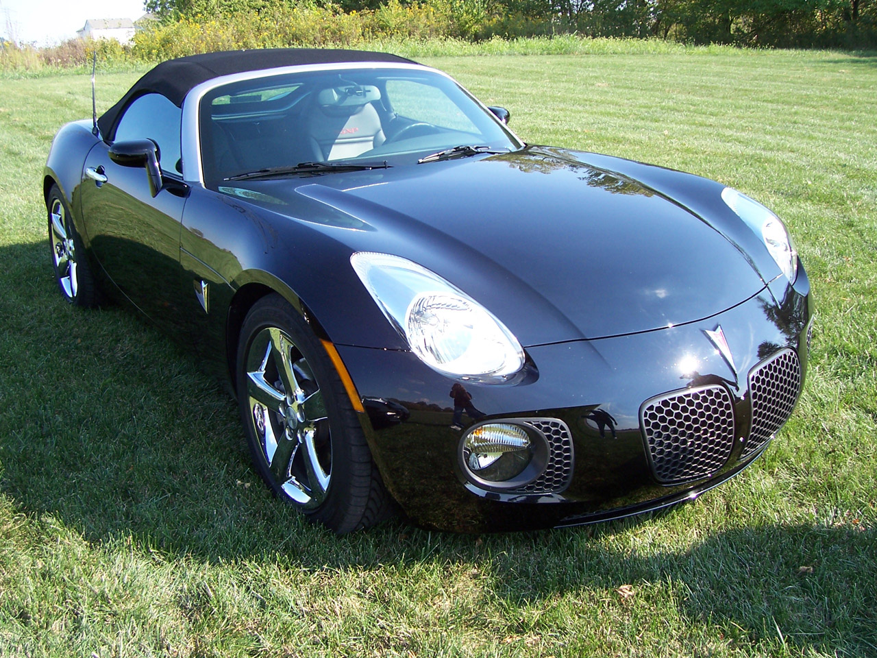2008  Pontiac Solstice GXP picture, mods, upgrades