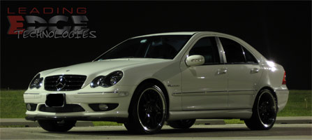 2002 Mercedes-Benz C32 AMG Eurocharged Performance/ LET