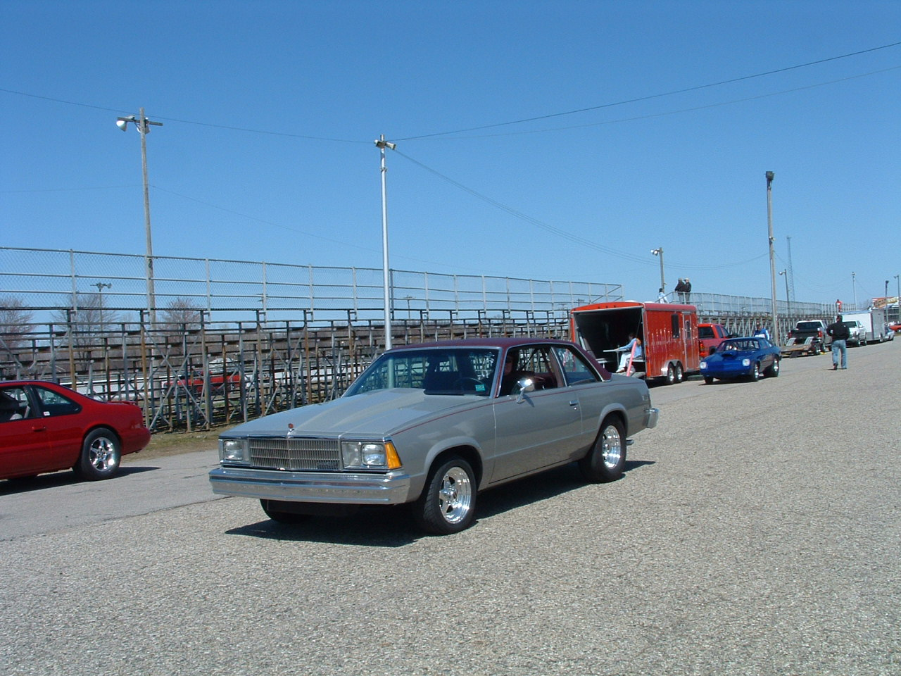 1980  Chevrolet Malibu Coupe picture, mods, upgrades