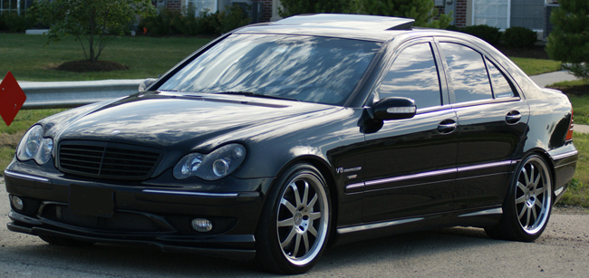 2002  Mercedes-Benz C32 AMG EuroCharged Performance picture, mods, upgrades