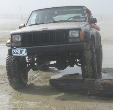 1995  Jeep Cherokee Sport 4x4 picture, mods, upgrades