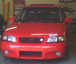 2002 Nissan Se R Spec V