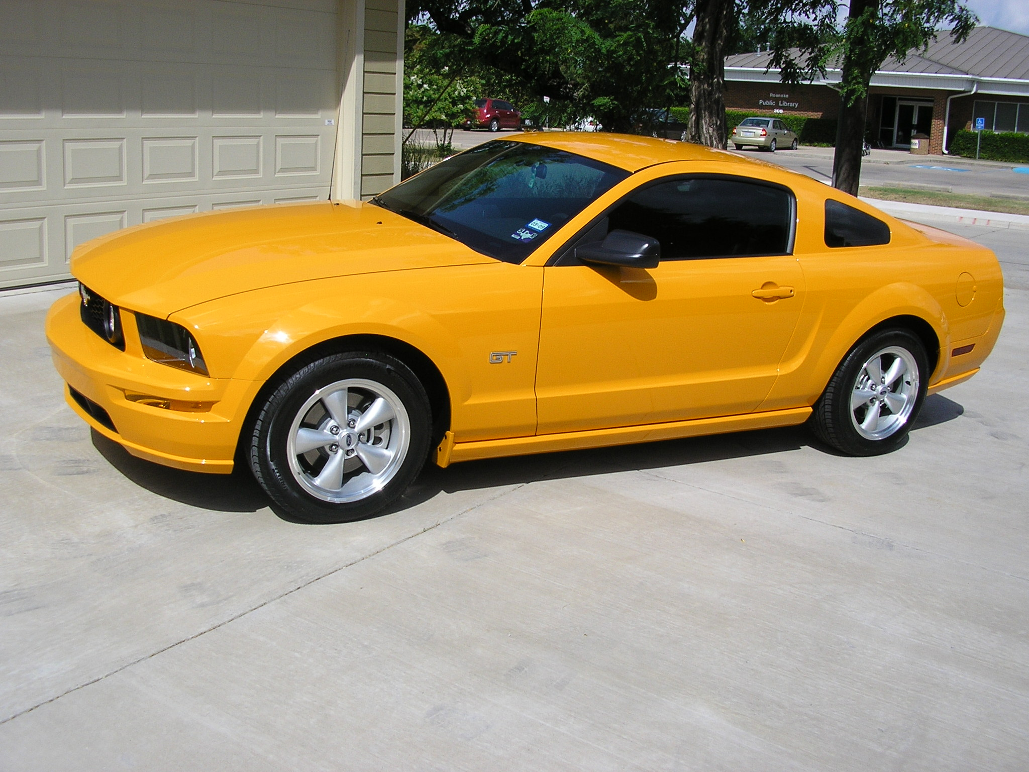 2008 ford mustang gt mods - Mustang modification ...