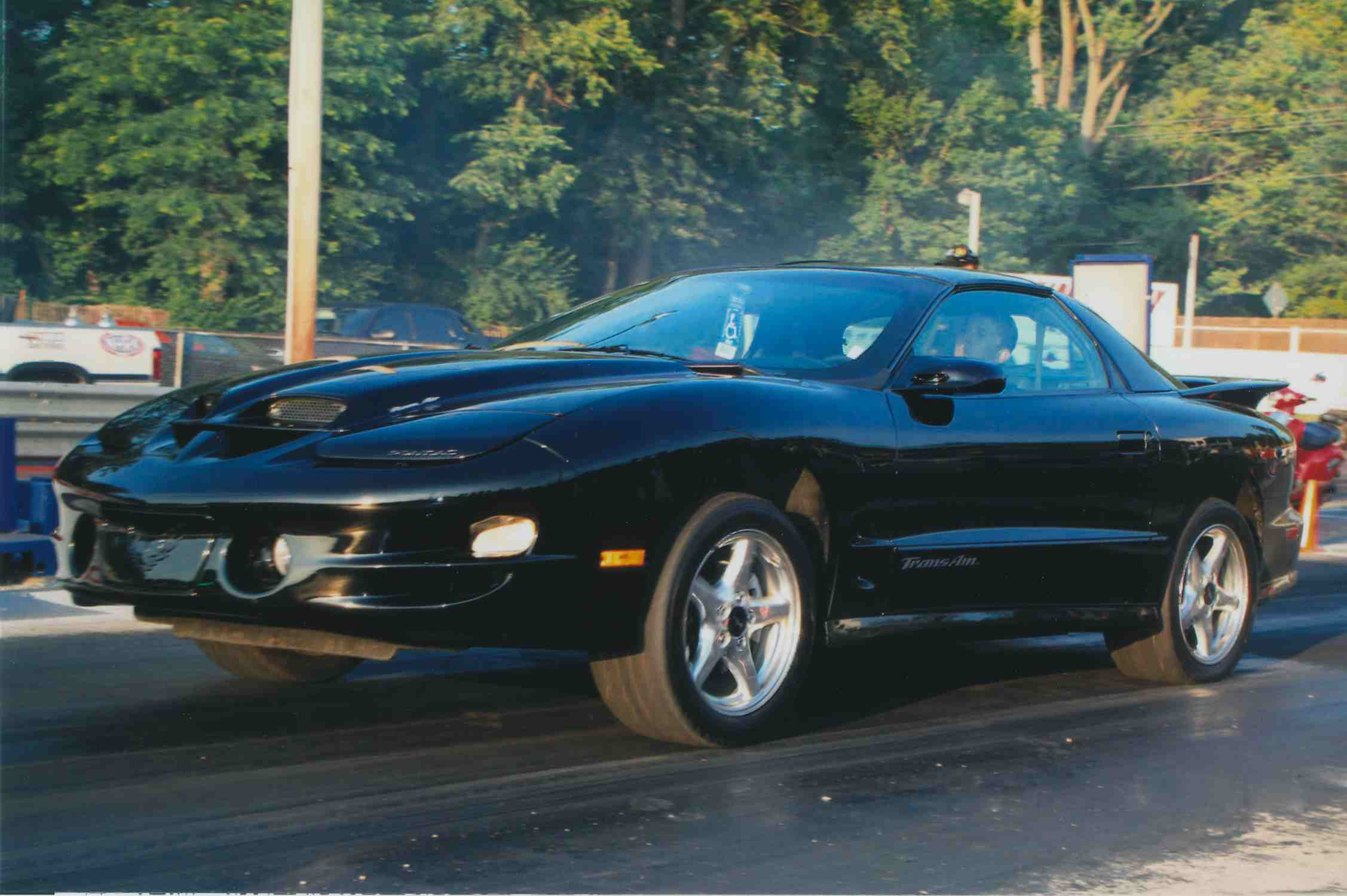 1998 BLACK Pontiac Trans Am WS6 picture, mods, upgrades
