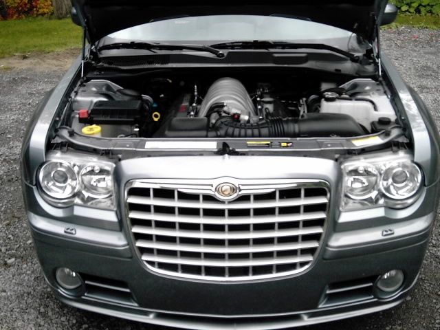 2006  Chrysler 300 srt8 picture, mods, upgrades