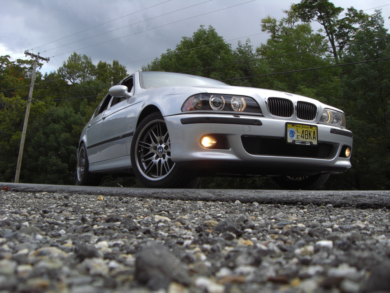 2001  BMW M5  picture, mods, upgrades