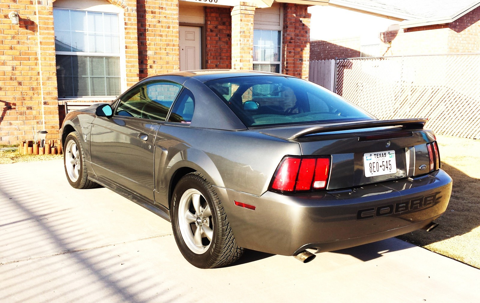 2000 Ford Mustang GT Kenne Bell Supercharged 1/4 mile trap