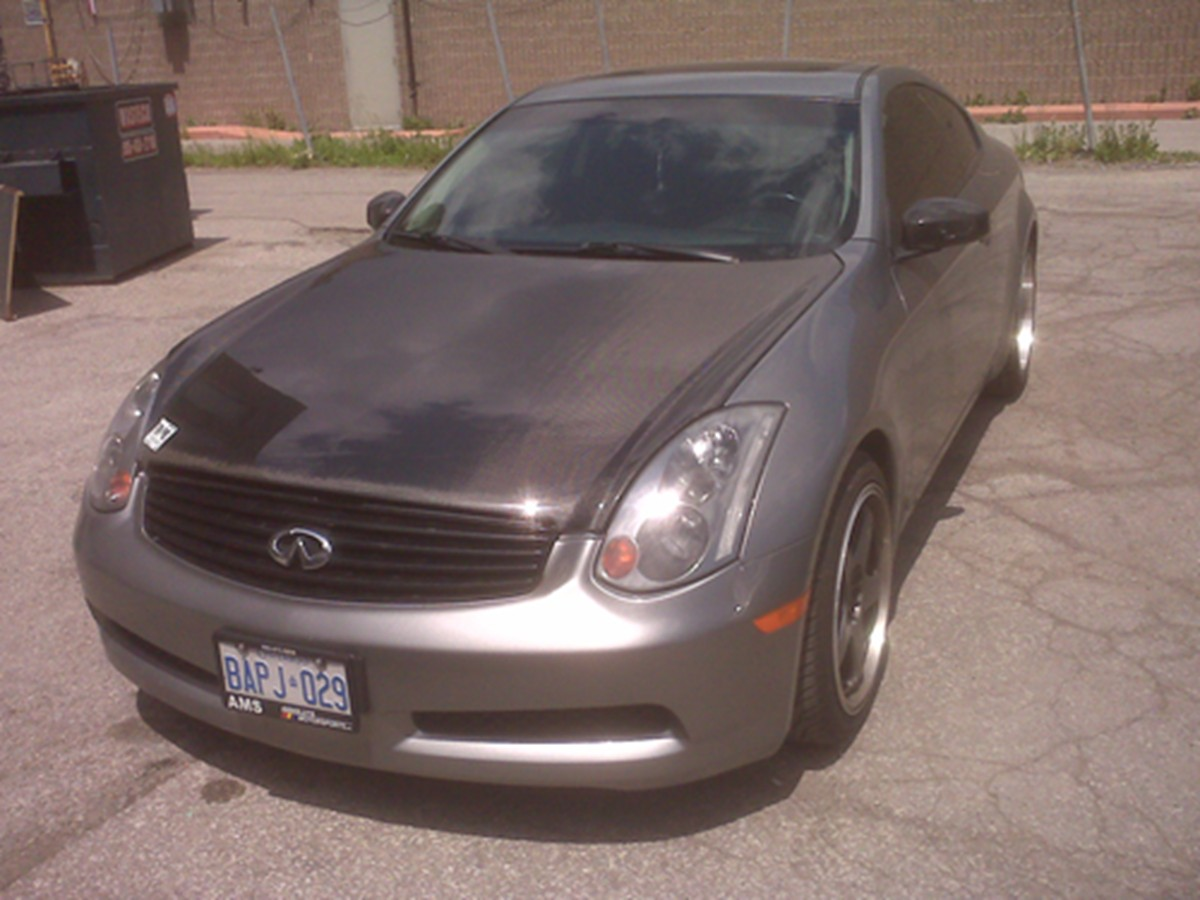 2005 infiniti g35 coupe 1 4 mile drag racing timeslip. Black Bedroom Furniture Sets. Home Design Ideas