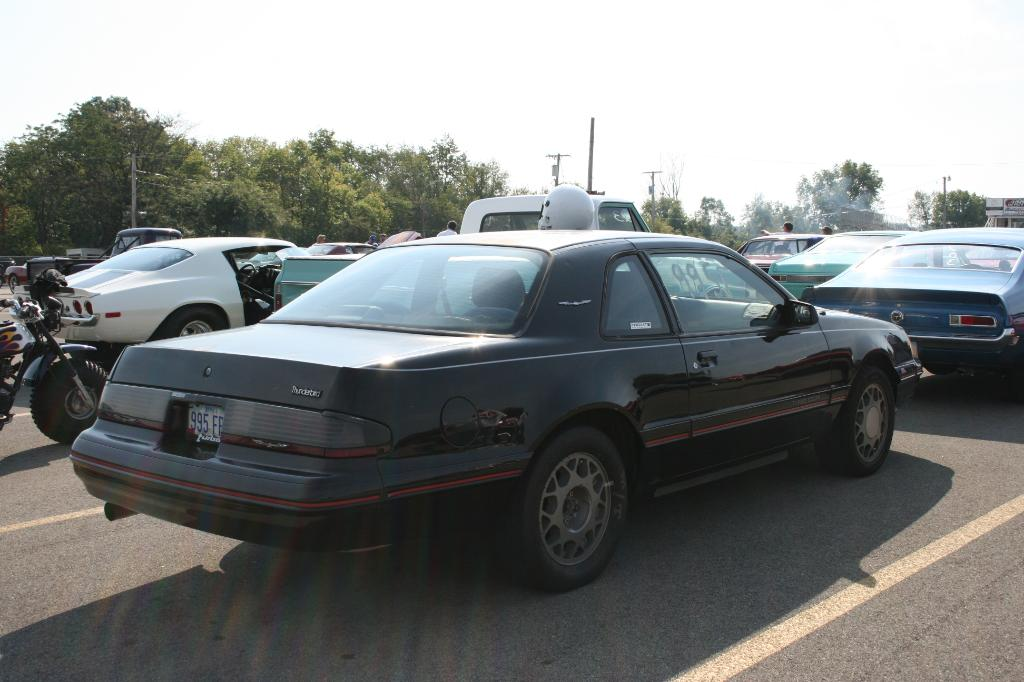 1988 Ford Thunderbird Turbo Coupe
