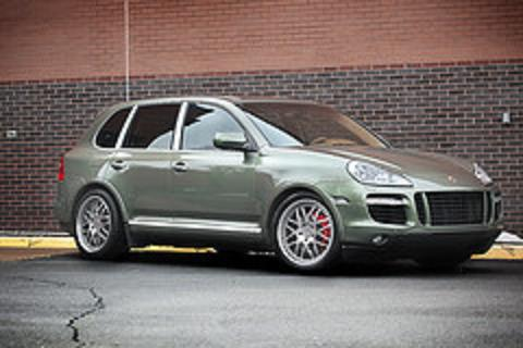 2008  Porsche Cayenne Turbo picture, mods, upgrades