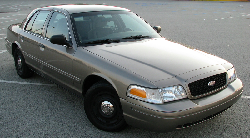 2004 Crown Victoria