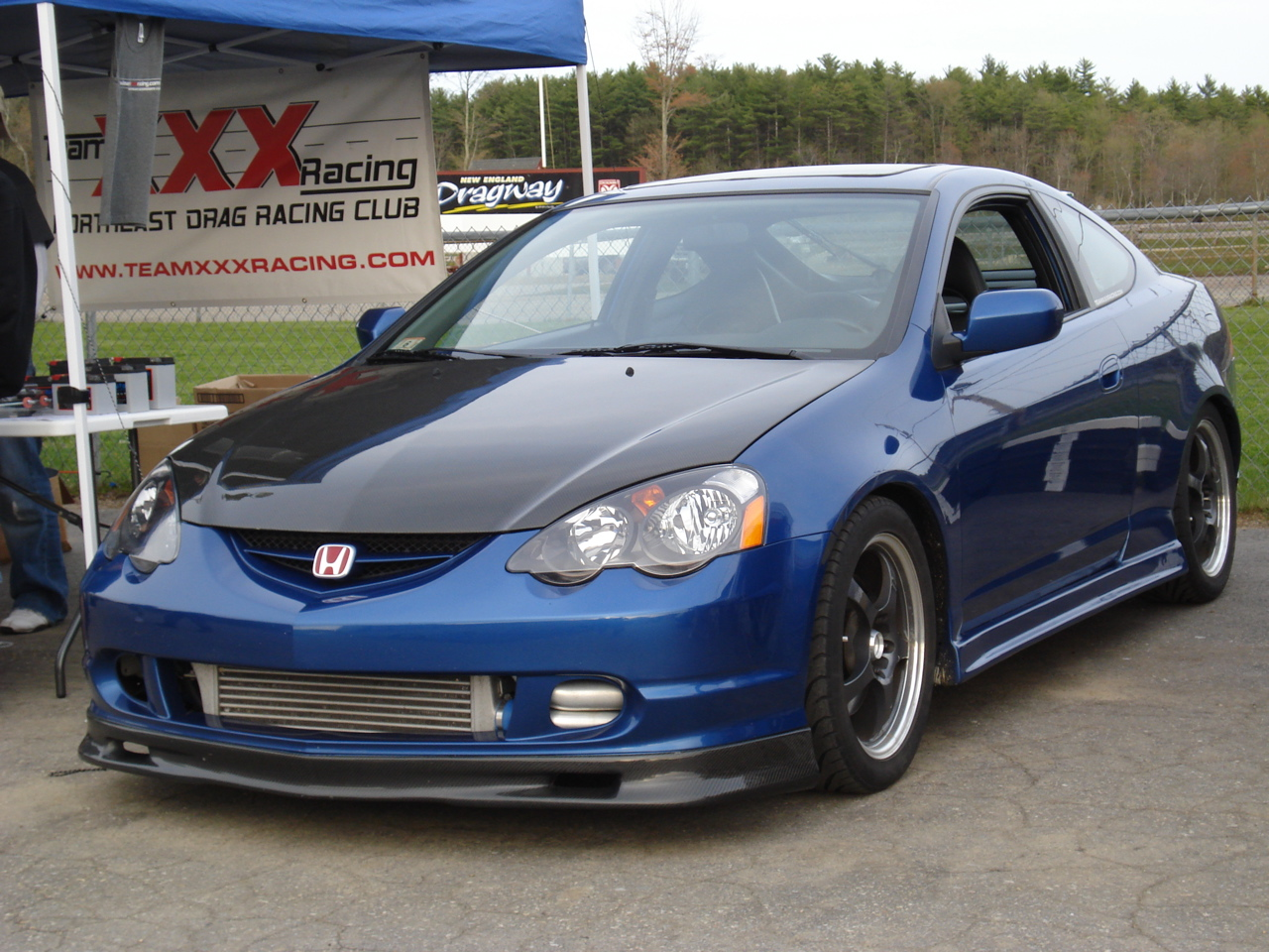 2002  Acura RSX Type-S GReddy Turbo picture, mods, upgrades