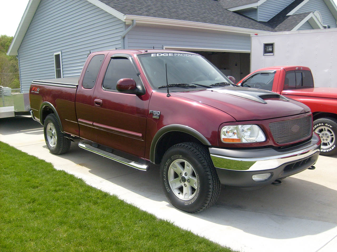 2003  Ford F150 4x4  fx4 picture, mods, upgrades