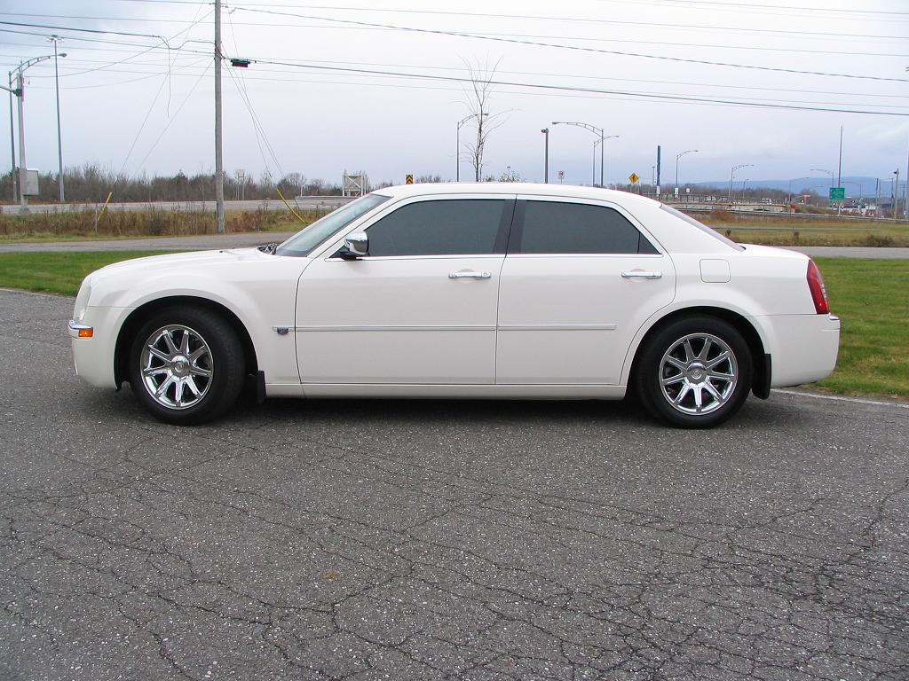 2006 Chrysler 300 300c 5.7l