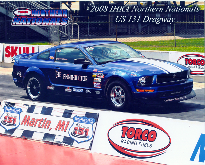2005 Ford Mustang v6 vortex supercharger