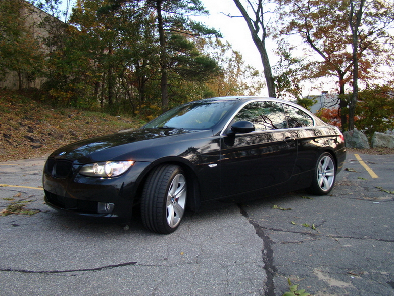 2007  BMW 335i 6AT Coupe SSTT picture, mods, upgrades