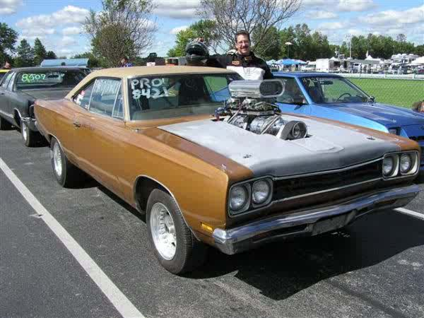 1969 Plymouth Satellite sport satellite